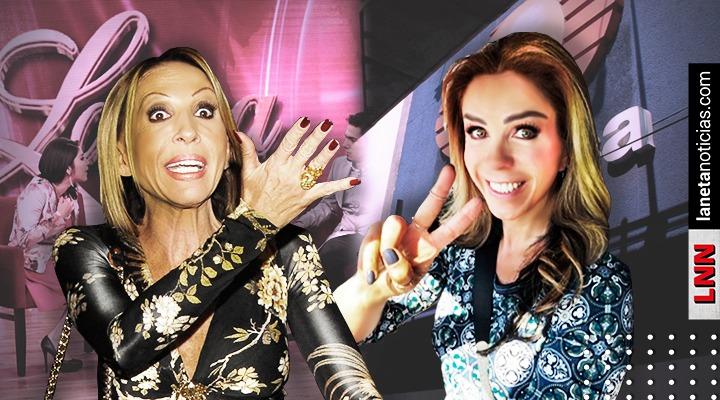 Laura Bozzo tendría los días contados en Televisa ¿por Rocío Sánchez Azuara?