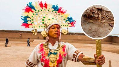 Chimú: la cultura que arrancaba corazones de niños para ofrendarlos a sus dioses