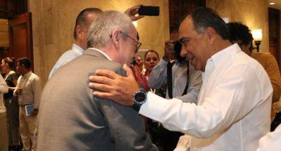 Héctor Astudillo posiciona a Acapulco como destino predilecto de congresos