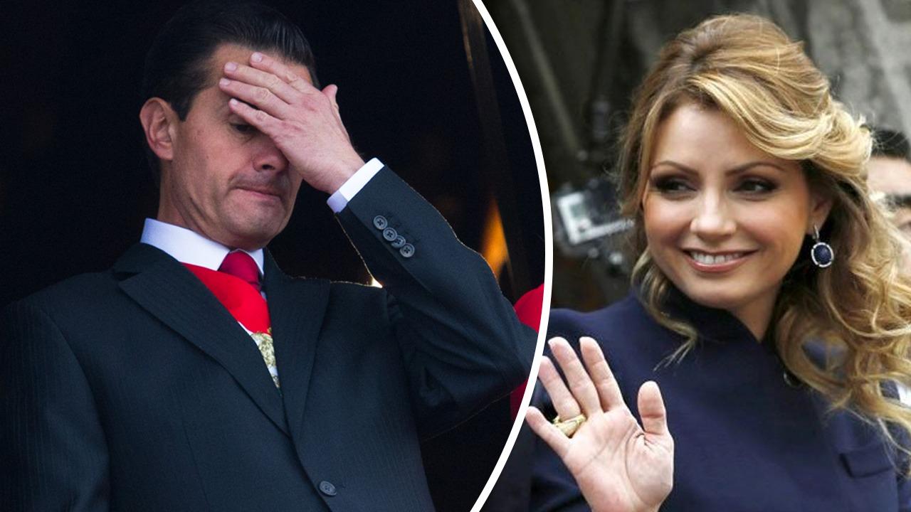 Carros, lujos y más: ventilan lo que exige Angélica Rivera a Peña por divorcio