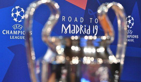 UEFA Champions League: así queda el sorteo de cuartos de final