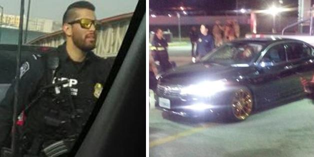 Agentes aduanales solicitan revisar auto de un hombre; prefiere suicidarse