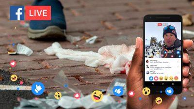 Facebook anuncia nuevas reglas para transmitir en vivo
