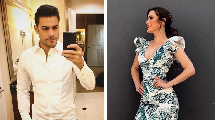 Carlos Rivera seduce con foto en bóxer; Cynthia toma su lugar y le manda mensaje