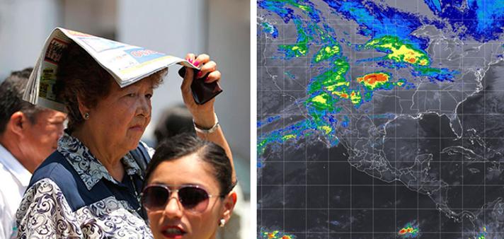 Viene más calor: anuncian aumento de temperatura en gran parte del país