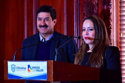 Javier Corral anuncia proceso de selección para titular de la SFP Chihuahua