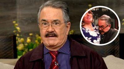 Pati Chapoy exhibe a Pedro Sola sabroseando los pechos de Mónica Castañeda