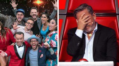 Televisa se burla de La Voz Azteca superándola ¡con Me caigo de risa!