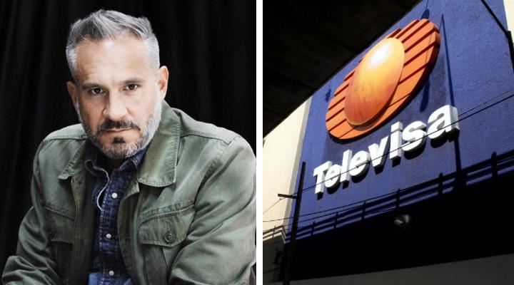 Televisa castigaría a Arath de la Torre por arremeter contra los TVyNovelas