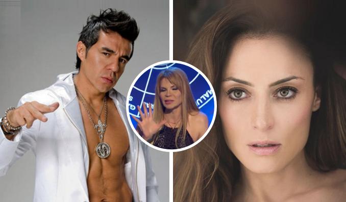 Adrián Uribe tendría sensual conquista para olvidar a Marimar: Mhoni Vidente