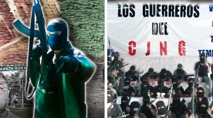 Cártel Santa Rosa de Lima manda mensaje al CJNG tras masacre en Salamanca
