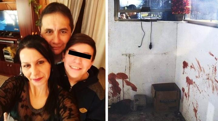 Asesina a su esposa e hijo mientras dormían; se quitó la vida tras brutal crimen