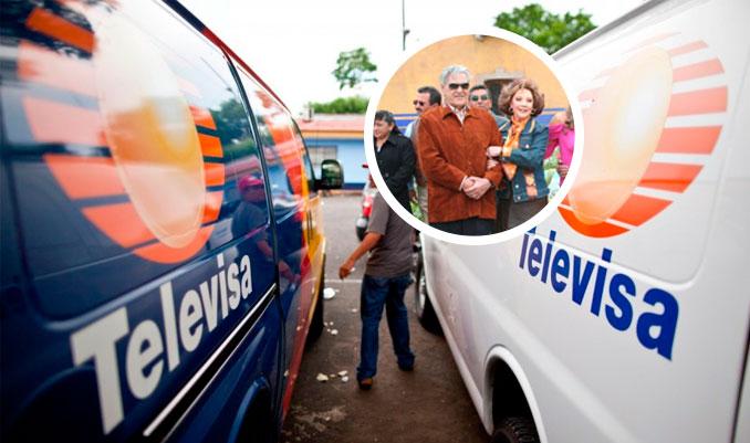 Exhiben a Televisa: acusan presunta política antiactores de la tercera edad