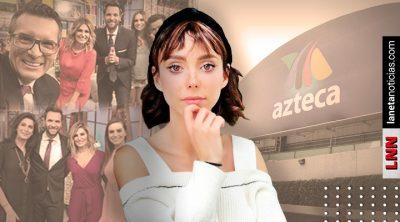 Natalia Téllez: la carta de Televisa que TV Azteca buscaría para VLA