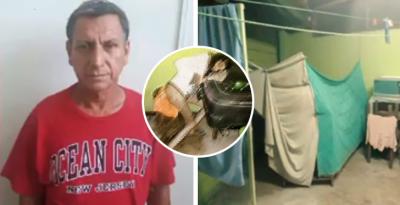 Hombre mata de hambre a su hija enferma; vivía sentada en una caja de cerveza