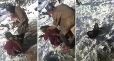 Hombre arroja a jovencita por una ladera; se había negado a prepararle comida