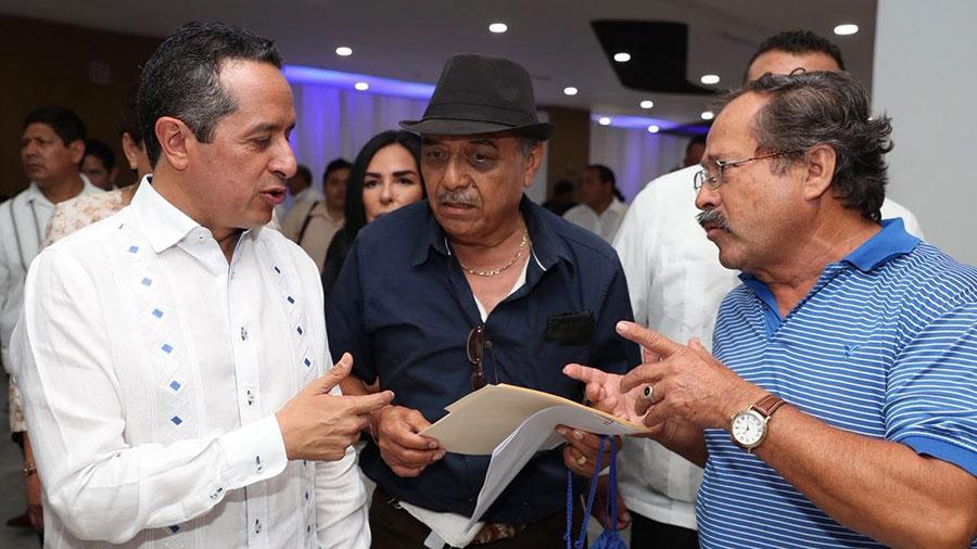 Quintana Roo, líder en crecimiento de empleo: Carlos Joaquín