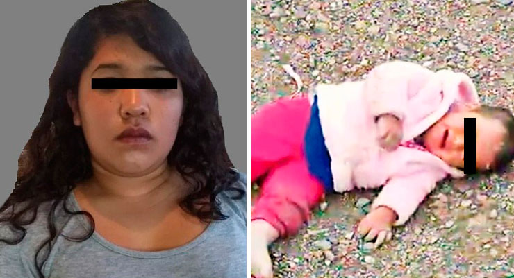 Madre mata a golpes a su hijo por no dejar de llorar; luego abandona el cuerpo