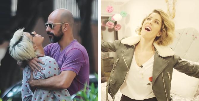 Exhiben nidito de amor del romance prohibido de Regina Murgía con músico