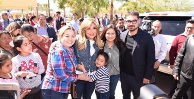 Claudia Pavlovich solicita que Sonora reciba apoyo a madres de familia