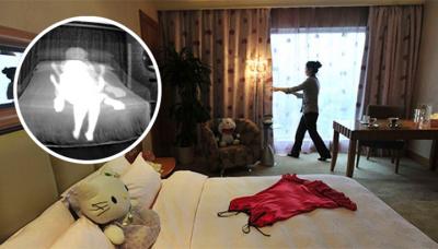 Acusan a hoteles de filmar encuentros sexuales de sus clientes para venderlos