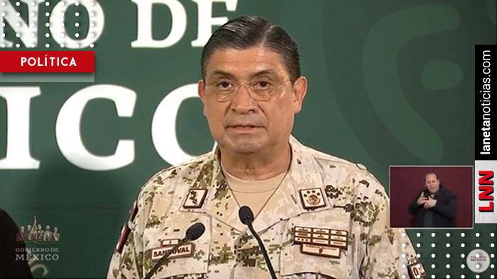 Sedena presenta resultados del plan de seguridad en Tijuana
