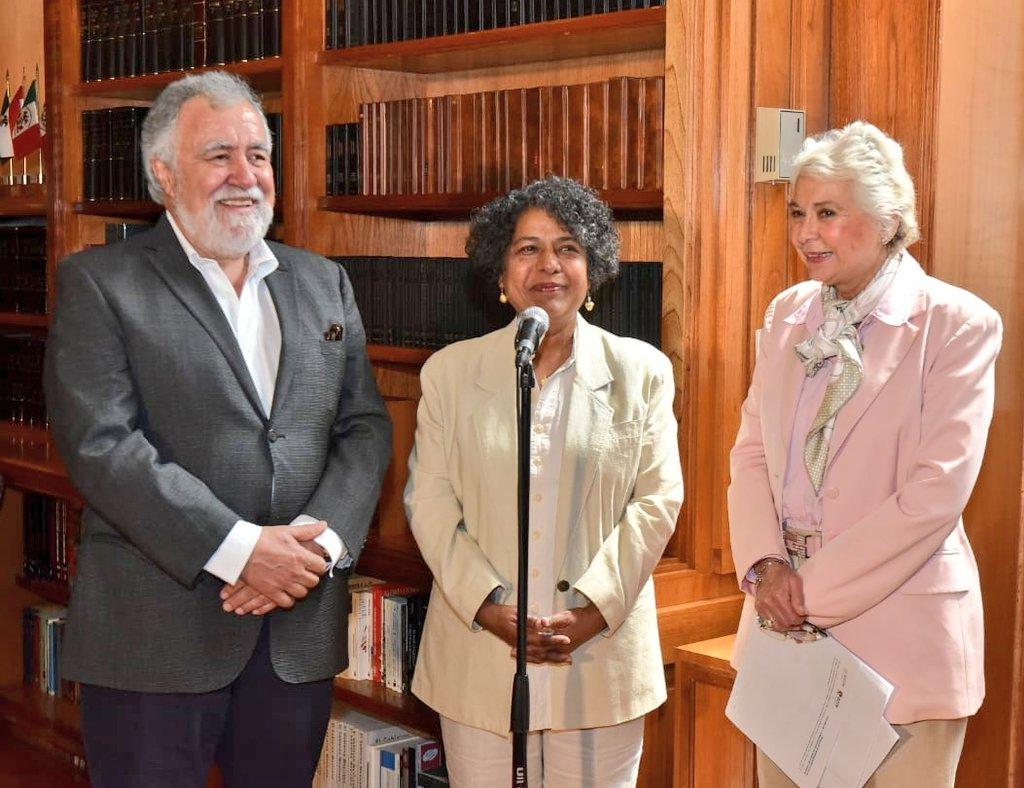 Segob designa a Candelaria Ochoa como titular de la Conavim