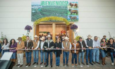 Francisco García realiza subasta ganadera en apoyo al DIF Tamaulipas