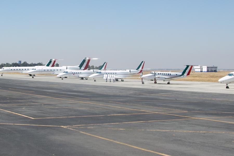 Sedena debe presentar informe sobre aeropuerto en Santa Lucía: INAI