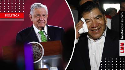 AMLO sobre caso Marín: celebro que se esté dando trámite a la denuncia