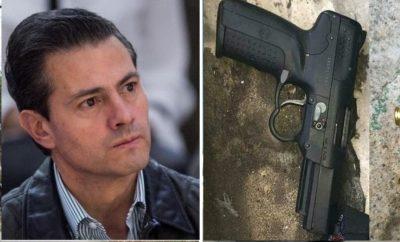 ¿Qué se sabe del arma de Peña que encontraron en asesinato de exescolta?