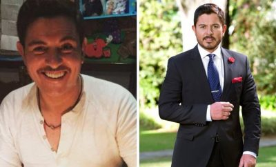 Ernesto Laguardia sorprende con drástica reducción de peso; no lo vas a reconocer