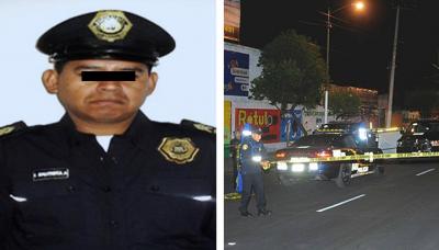 Difunden identidad del policía arrollado por borracho en alcoholímetro de la CDMX