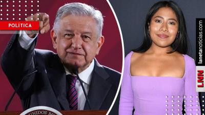 AMLO y Yalitza Aparicio, entre las 100 personas más influyentes en 2019