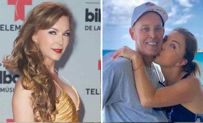 Laura Flores sorprende al presumir anillo de compromiso; asegura que no habrá boda