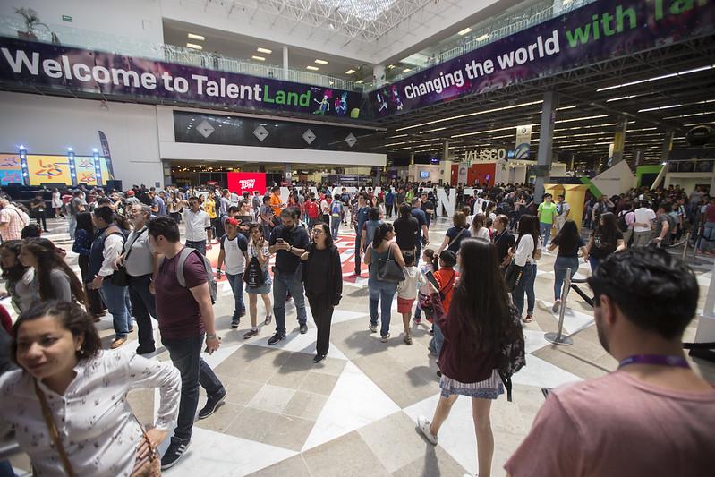 Jalisco da inicio al Talent Land 2019, el mayor encuentro tecnológico en México