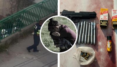 Alumna dispara pluma-pistola por accidente; balazo le da en la cabeza