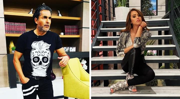 Las declaraciones de Raúl Araiza sobre supuesto romance con Yanet García