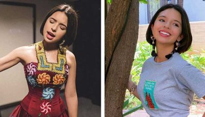 Ángela Aguilar enamora con belleza ¿Nike la convierte en modelo?
