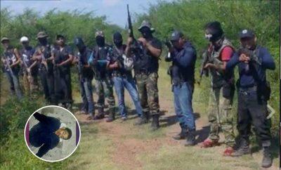 Circulan crudas imágenes de jóvenes ejecutados por sicarios en Guanajuato