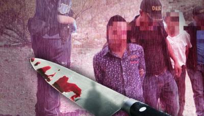 Crimen familiar: detienen a padre e hijo por descuartizar brutalmente a joven