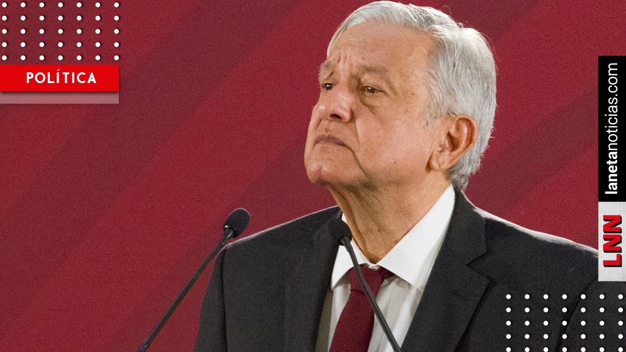 AMLO se distancia de Morena: no participo en cuestiones partidistas