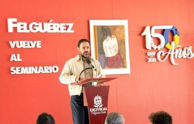 Alejandro Tello invita al Festival de la Santa Cruz