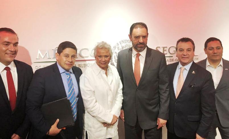 Alejandro Tello urge presencia de la Guardia Nacional en Zacatecas