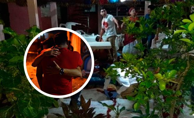 Circula amenaza y proceder de sicarios antes de desatar ataque en Minatitlán
