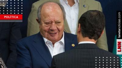 Gobierno de AMLO destapa sueldazo de Romero Deschamps y de su familia