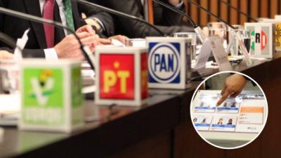 INE presenta a partidos políticos urna electrónica; está preparado para hackeos