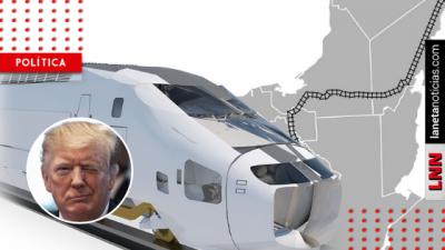 Donald Trump quiere invertir en proyectos prioritarios de AMLO como el Tren Maya