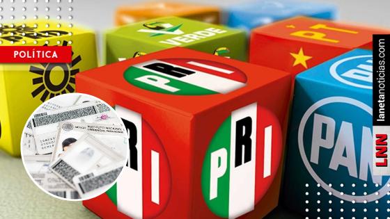 INE detecta ¡más de 15 mil inconsistencias en padrones de partidos políticos!