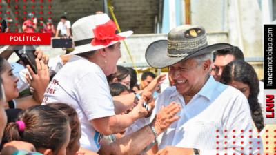 Si quieres corrupción, ¡toma tu Champotón!: AMLO desde Campeche